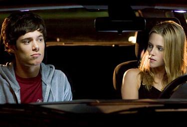 Adam Brody e Kristen Stewart in Il bacio che aspettavo