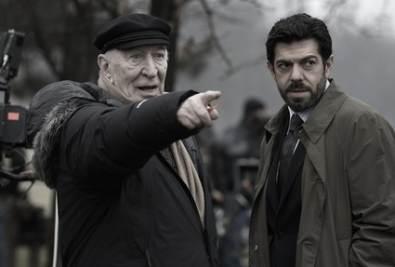 Giuliano Montaldo e Pierfrancesco Favino