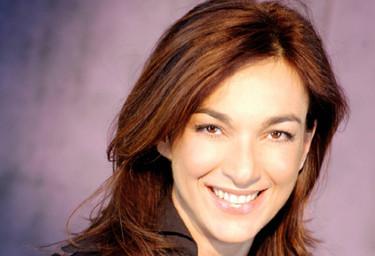 Daria Bignardi, conduttrice di Le invasioni barbariche