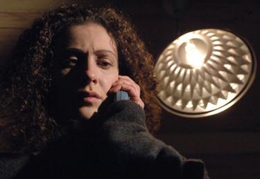 Ksenia Rappoport è Irena, La sconosciuta