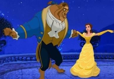 Una scena del film Disney