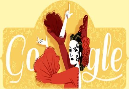 Lola Flores, anniversario di nascita