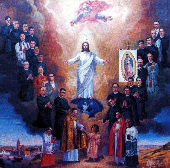 San Cristoforo Magallanes Jara e 24 compagni