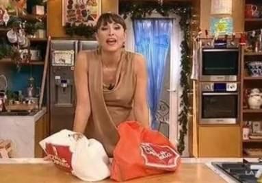 "Benedetta Parodi, ""trendsetter"" dei fornelli"