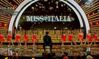 Miss Italia, le 10 finaliste