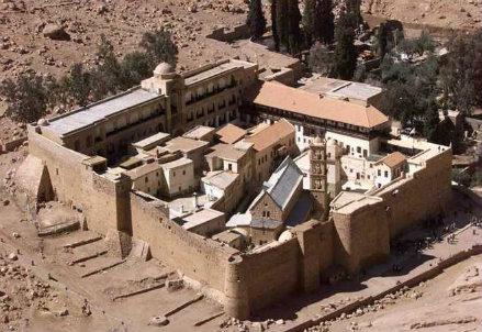 Il monastero Santa Caterina