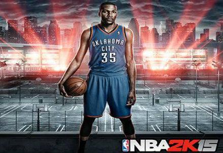 Kevin Durant - NBA 2K15