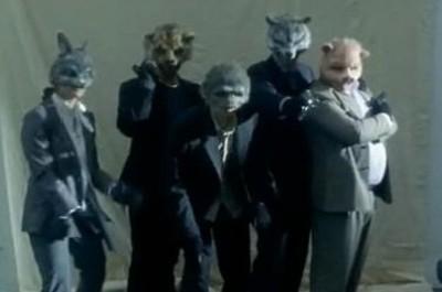 La banda è sgominata, ma il Lupo...