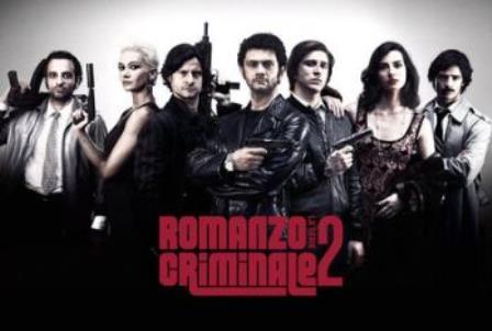 Il cast di Romanzo criminale 2