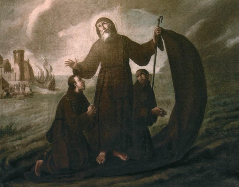 Risultati immagini per San Francesco da Paola Eremita e fondatore