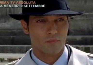 Gabriel Garko in Sangue Caldo