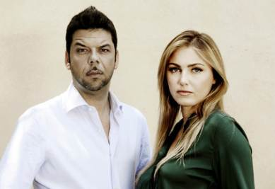 Salvo Sottile e Sabrina Scampini