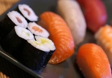 Un piatto giapponese
