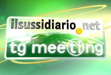 MEETING/ On line l'edizione del TgMeeting di oggi, venerdì 27 agosto 2010