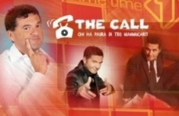 Teo Mammuccari conduttore di The call