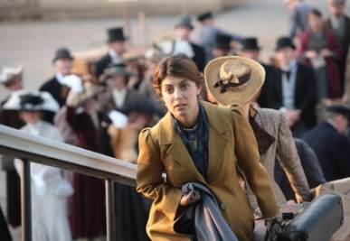 Alessandra Mastronardi è Sofia Silvestri in Titanic