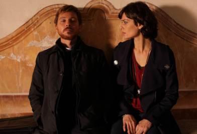 Padre Gabriel e Claudia