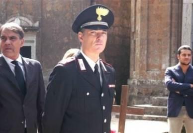 Edoardo Sylos Labini è il Maresciallo Corti