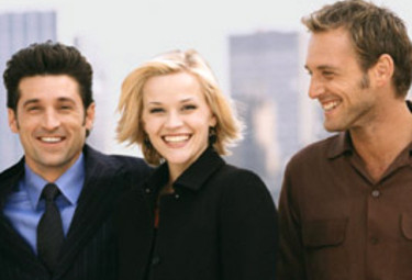 Patrick Dempsey, Reese Witherspoon, Josh Lucas in Tutta colpa dell'amore