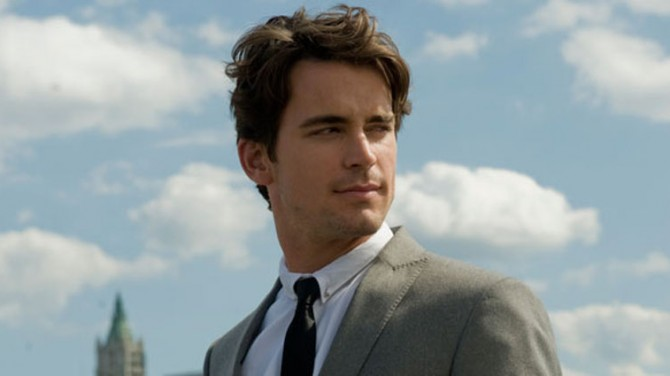 Matthew Bomer in White Collar