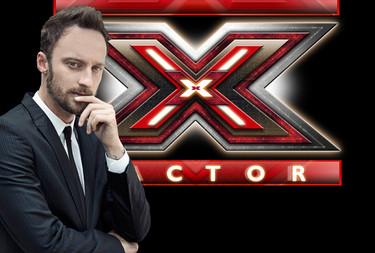 Francesco Facchinetti, conduttore di X Factor 4