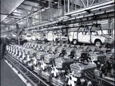 Lo stabilimento di Arese che fu: il prestigio delle berline Alfa Romeo nel periodo di massima produzione