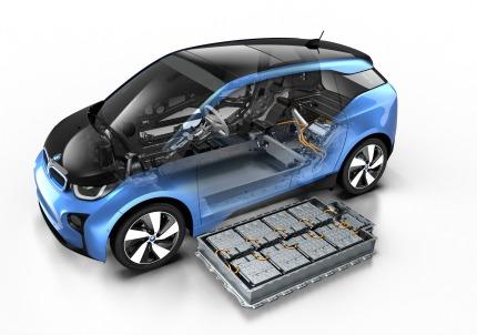 Le batterie della nuova Bmwi3 saranno disponibili anche le per versioni precedenti