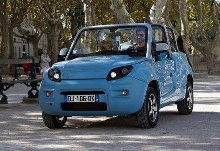 La 100% elettrica cabriolet: Citroen Bluesummer