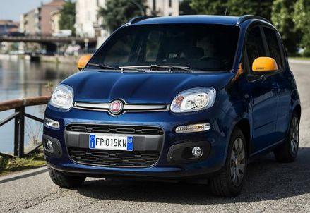 Fiat Panda è l'auto più venduta in Italia