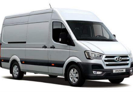 Il nuovo veicolo commerciale Hyundai, H350