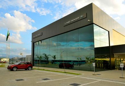 Il nuovo impianto Jaguar Land Rover di Rio De Janeiro