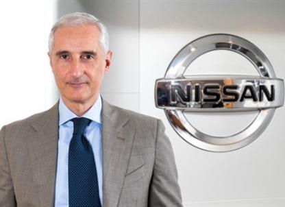 Bruno Mattucci, amministratore delegato di Nissan Italia