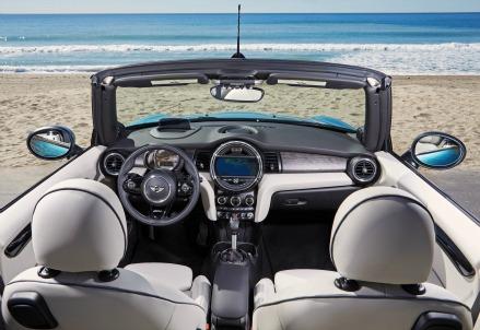 La nuova Mini Cabrio