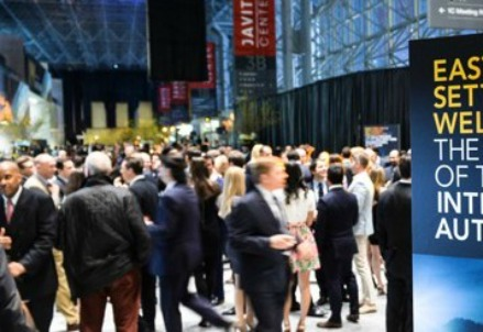 Il Nyas al Jacob K. Javitz Convention Center di New York