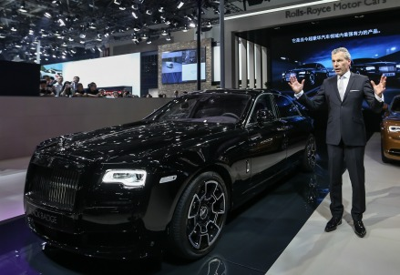 Rolls Rouce al Salone di Pechino 2016