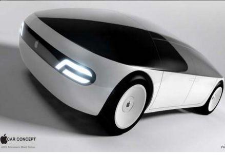 Un render dell'iCar (immagine dal web)