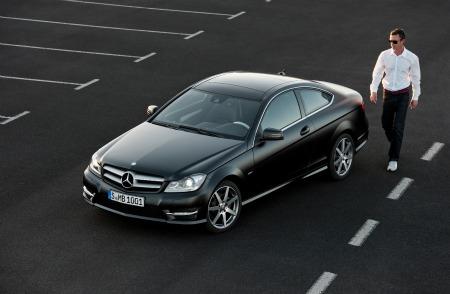 La nuova Mercedes Classe C Coupé