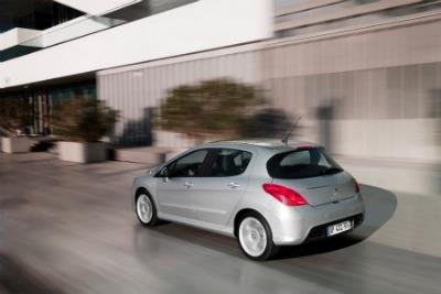 La nuova Peugeot 308