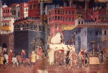 Medioevo quando la fiducia era alla base della societ - Sali da bagno droga effetti ...