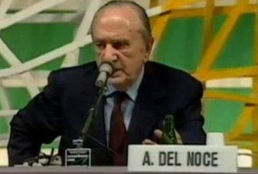 Augusto Del Noce al Meeting di Rimini del 1989