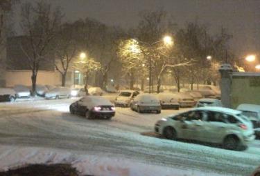 METEO/ Video: neve a Milano, traffico in tilt: disagi alla viabilità ...