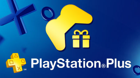 Il logo del PlayStation Plus