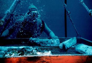 Il carico di piombo di una nave romana affondata duemila anni fa risolve il mistero della fisica