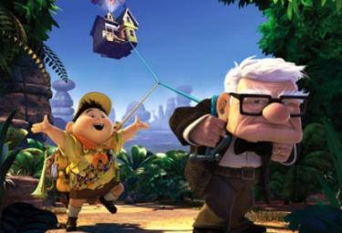 UP/ Al Meeting sbarca l'animazione da Oscar per dirci fin dove spinge il desiderio di cose grandi