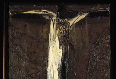 Congdon, Crocefisso 1b, 1960