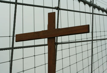 VIA CRUCIS/ 2. Washington D.C.: The Sign that transforms