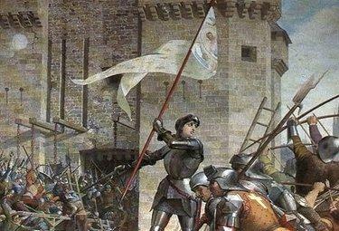 Santa Giovanna d'Arco il coraggio di una donna e il suo amore per la libertà