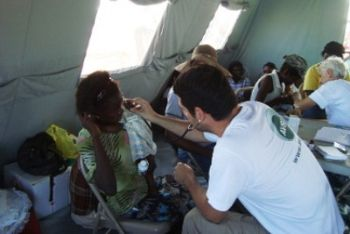DIARY HAITI/ 10. We are fighting against cholera and against our own limitations