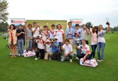 I vincitori della scorsa edizione