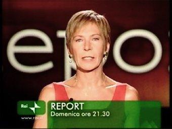 Una nuova puntata di Report con Milena Gabanelli
